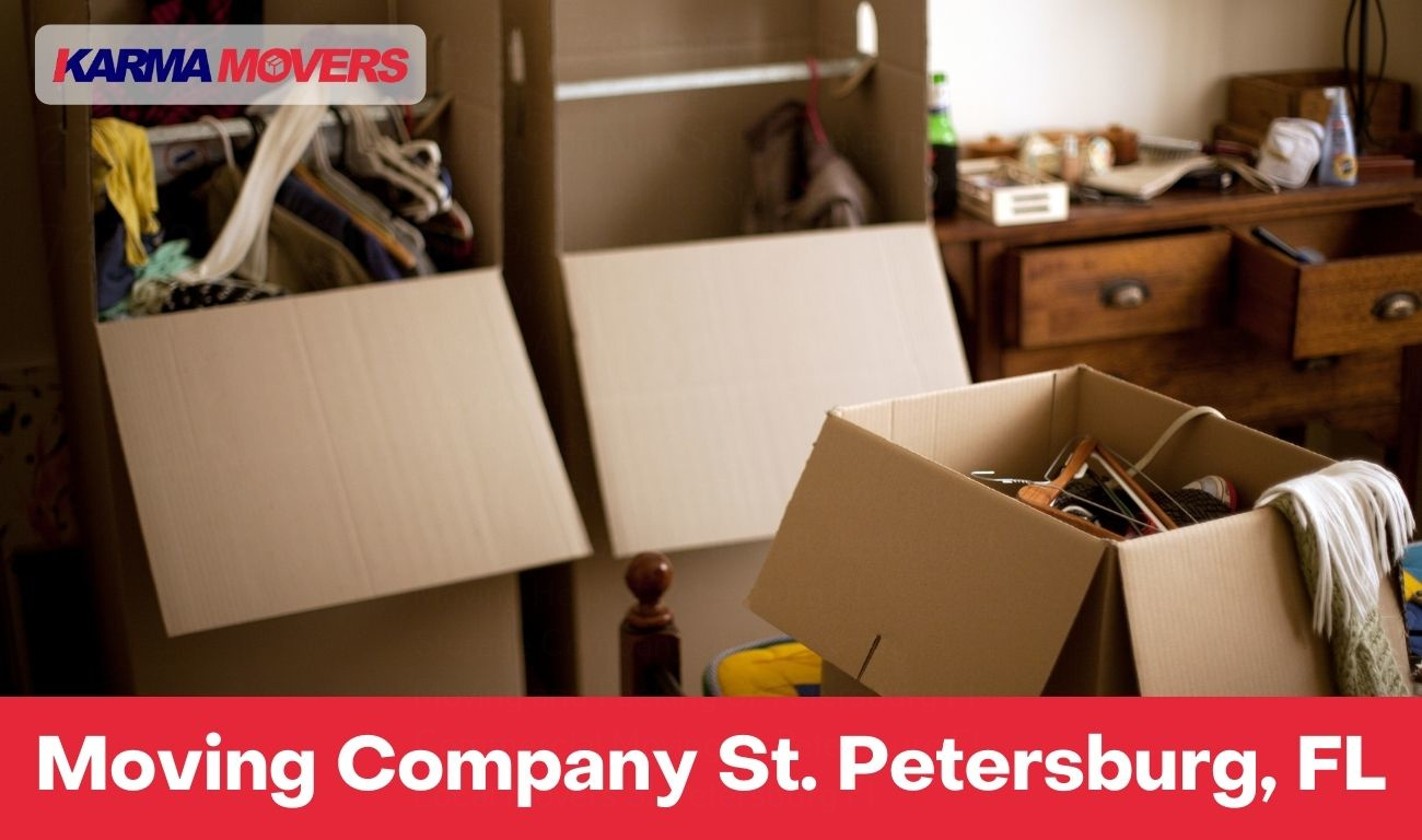 moving company in st petersburg